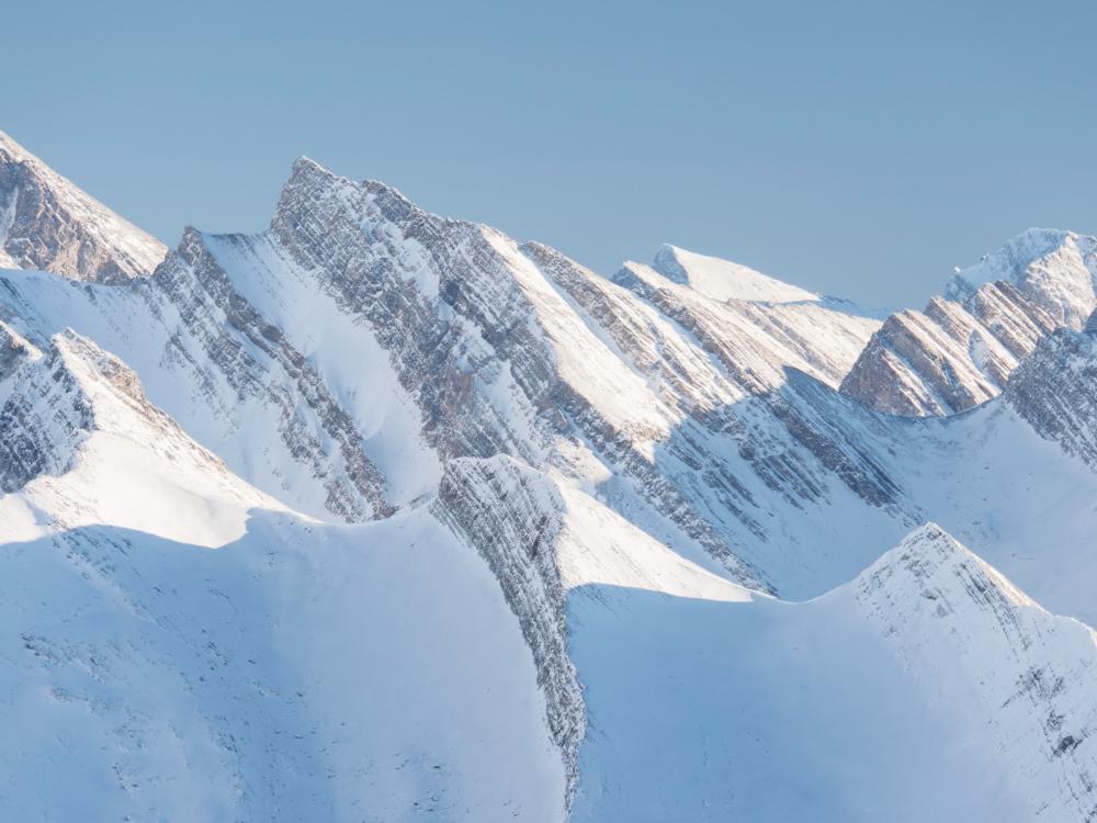 Sawback Range, Banff National Park, Alberta