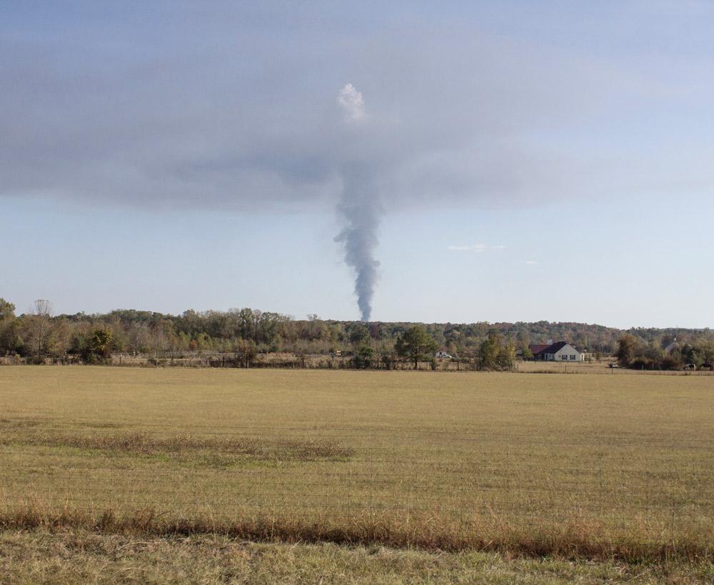 Albama pipeline explosion, Alabama