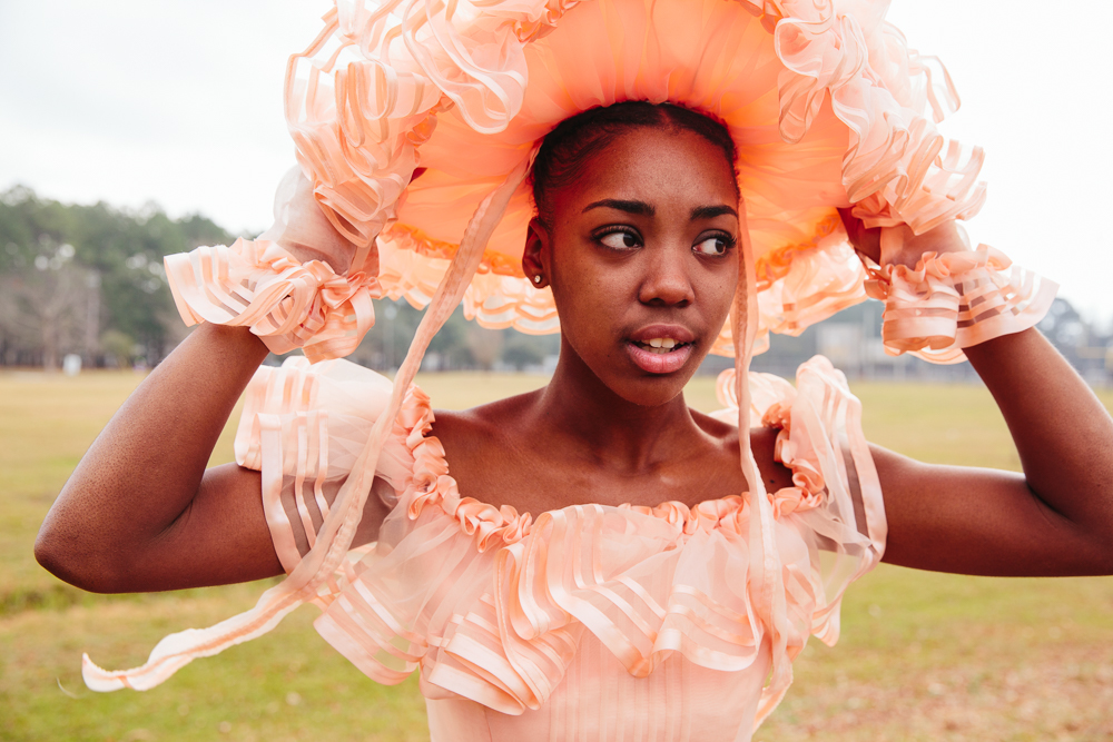Jayuanna, Peach Azalea Trail Maid