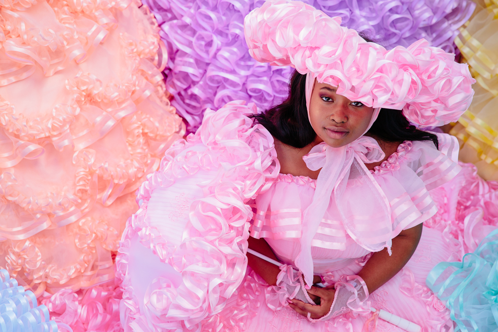 Queen Taylor, Pink Azalea Trail Maid