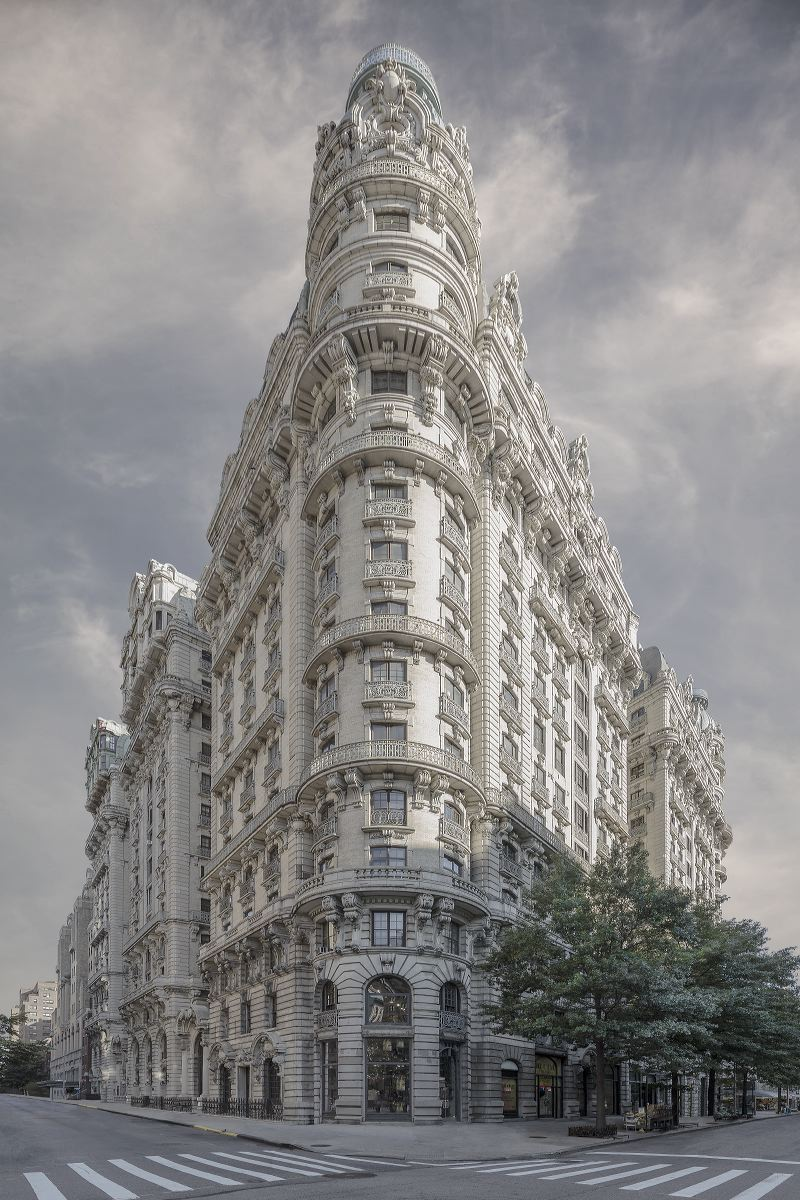 The Ansonia, Upper West Side, Manhattan