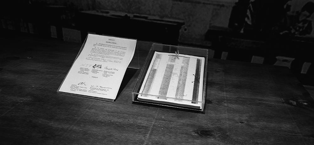 The Korean War Armistice Agreement, 2015