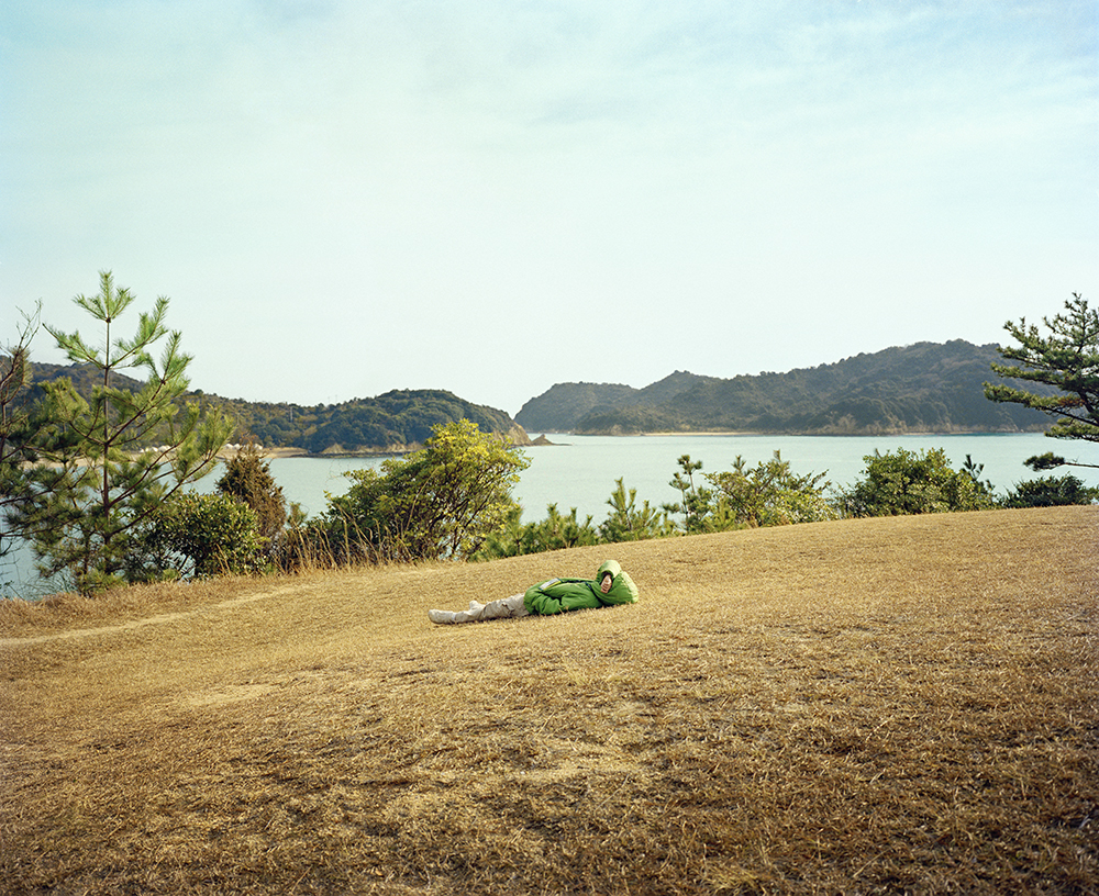 Boy - Naoshima 2013