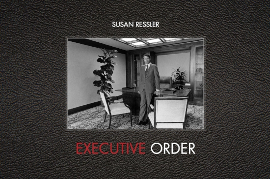 Leo Hsu reviews  Executive Order  by Susan Ressler
