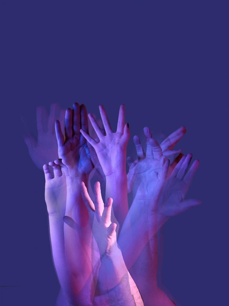 Hands #2, still from video