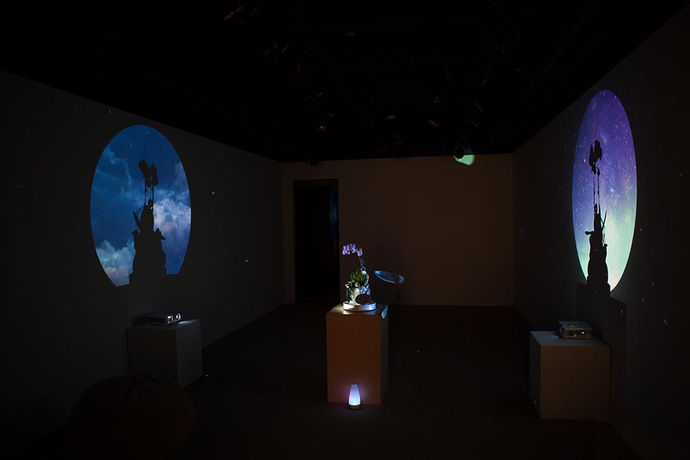 Installation of Mirror/Cosmic