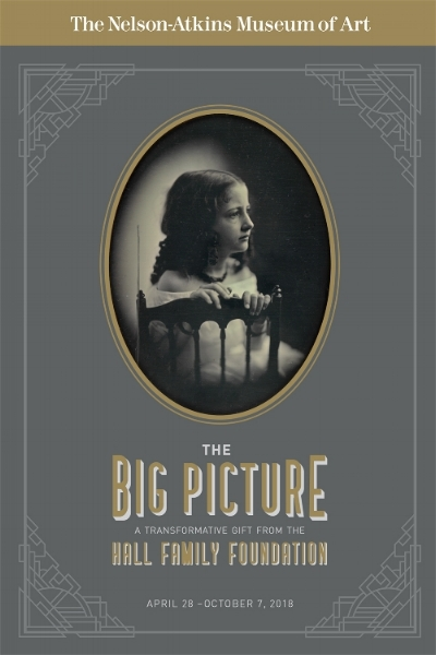 Lauren Greenwald reviews  The Big Picture: A Transformative Gift from the Hall Family Foundation  at the Nelson-Atkins Museum of Art.