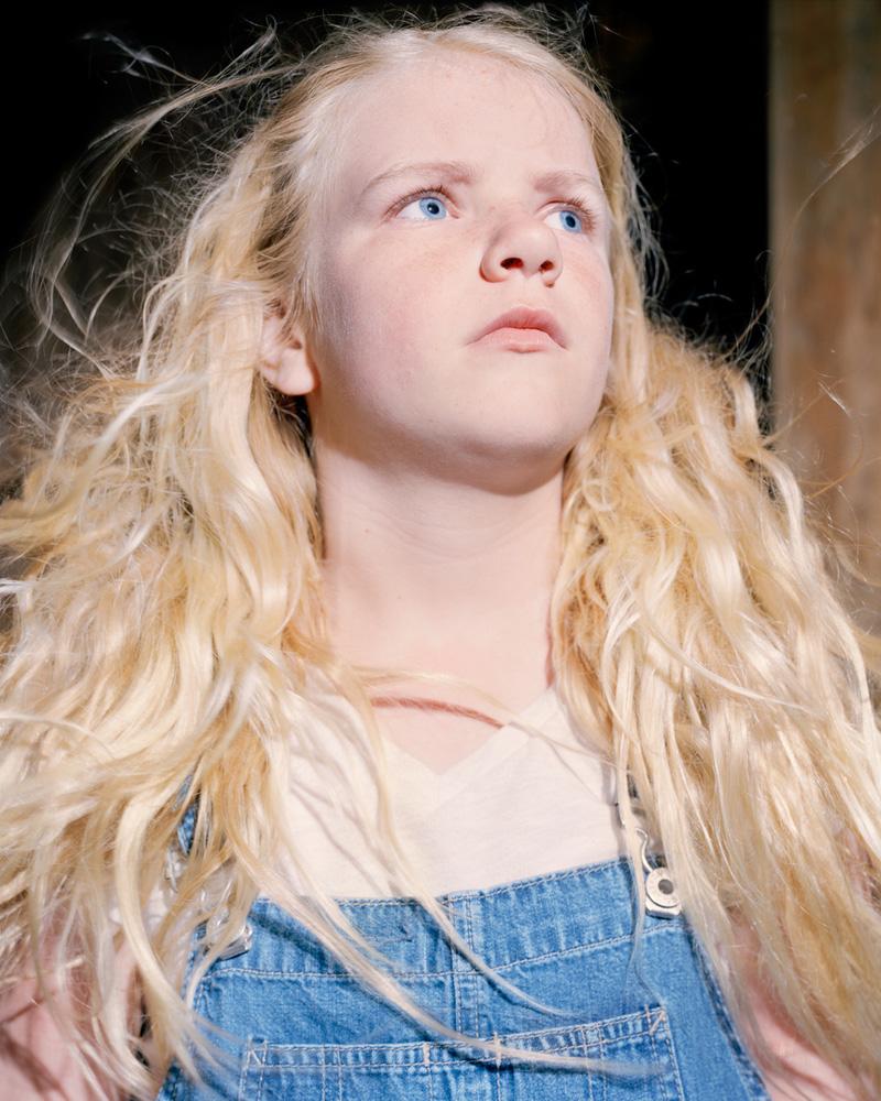 Eva O'Leary, from the series  Happy Valley . © Eva O'Leary