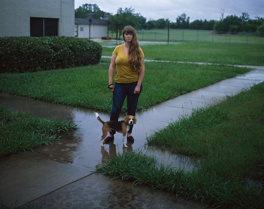 Deedra Baker with Ellis, Denton, Texas