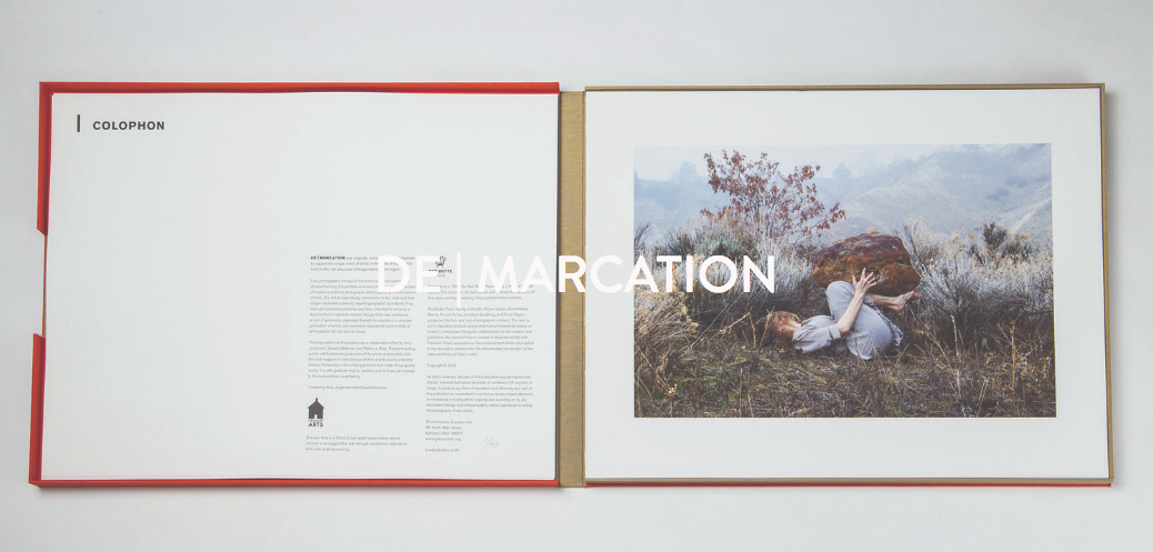 Read the feature on DE | MARCATION: A Survey of Contemporary Photography in Utah