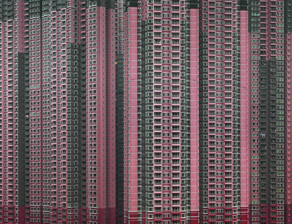 Architecture of Density #101, Hong Kong,  2008