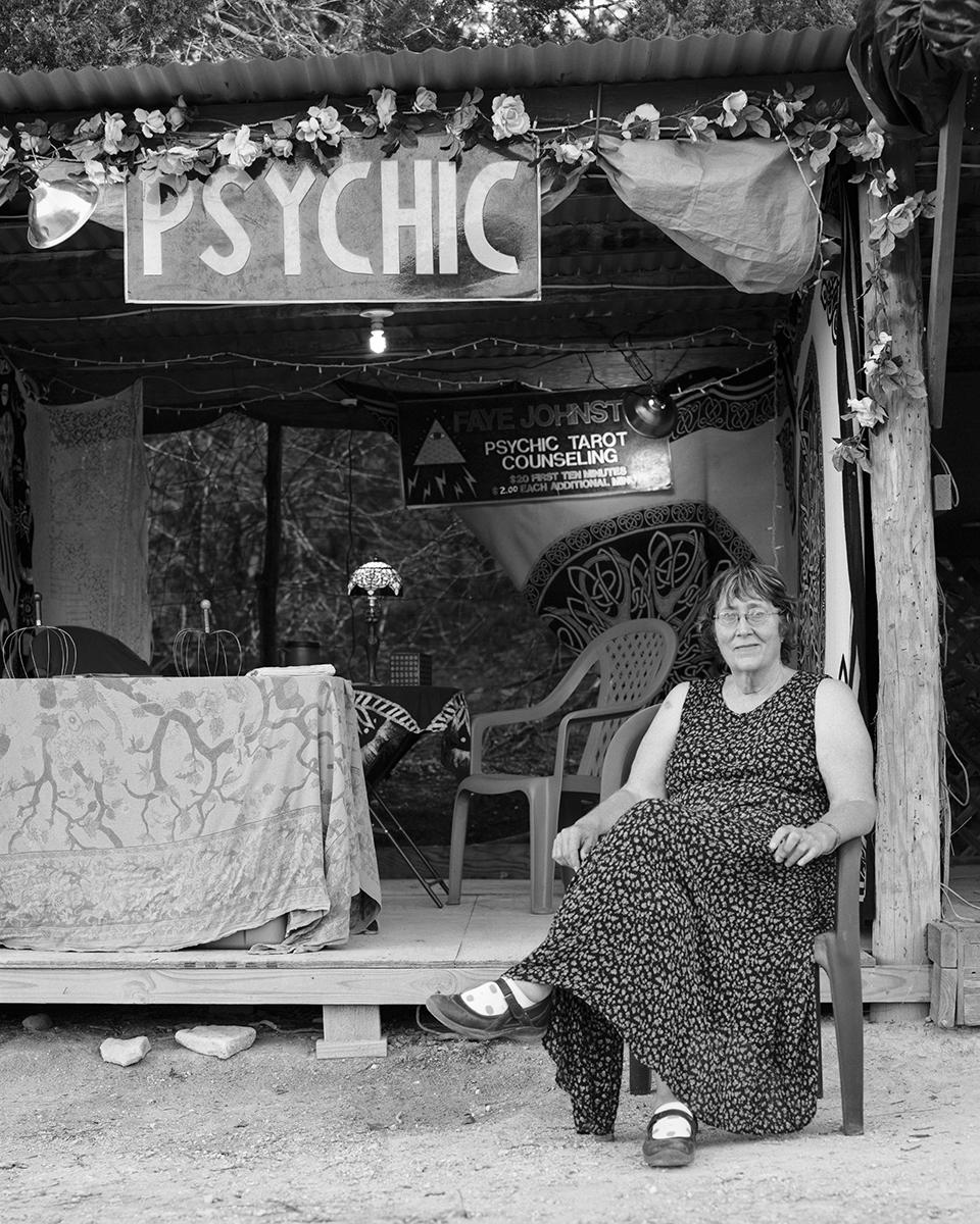 Faye the Psychic