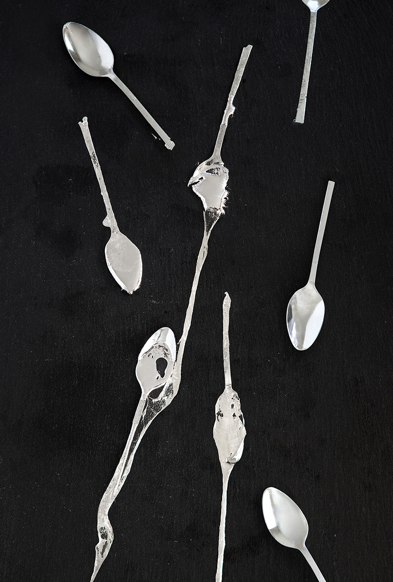 Disappearing Spoons