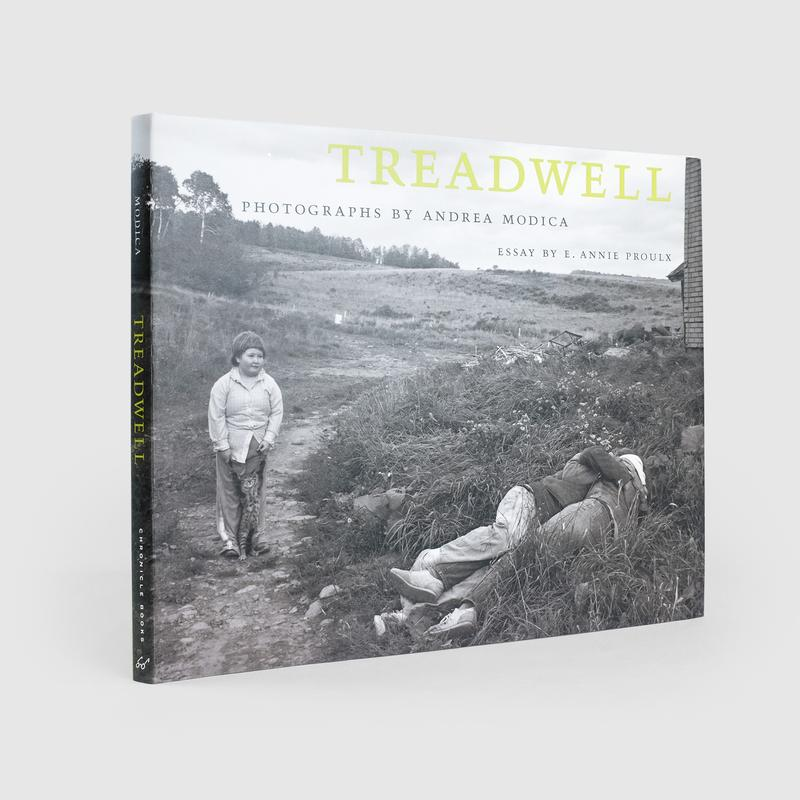 Learn more about  Treadwell  by Andrea Modica, Charcoal Book Club's September Book.