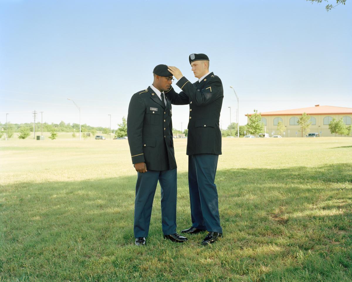 Basic Combat Training Graduation, Fort Sill, Oklahoma, 2018