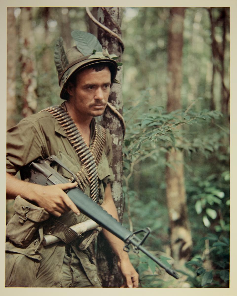 Archival Photograph, U.S. Army Heritage & Education Center, Carlisle, Pennsylvania
