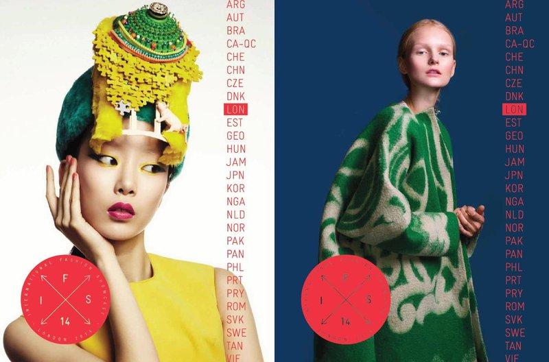 International Fashion Showcase, British Council