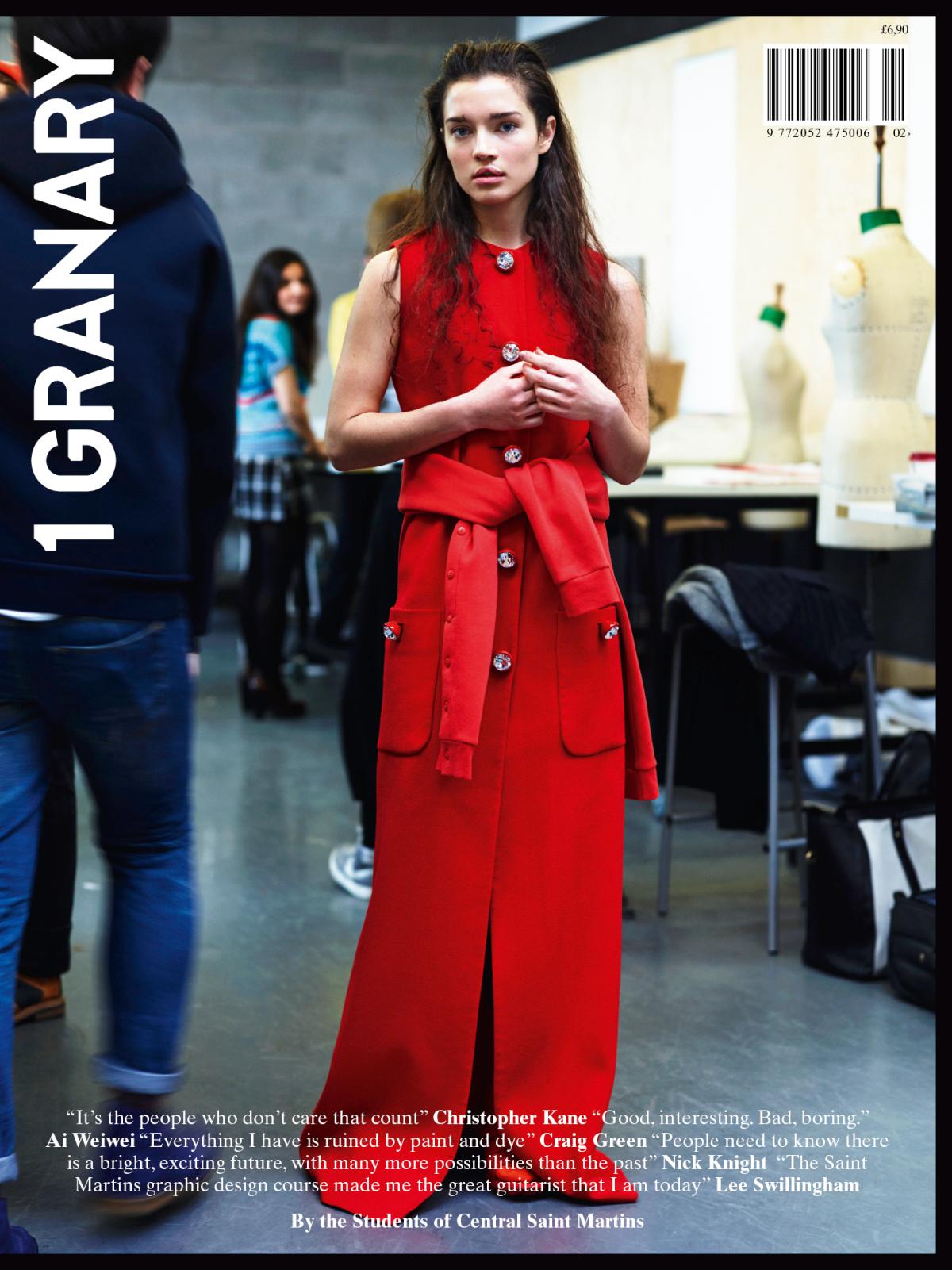 1 Granary, Issue 2, September 2014