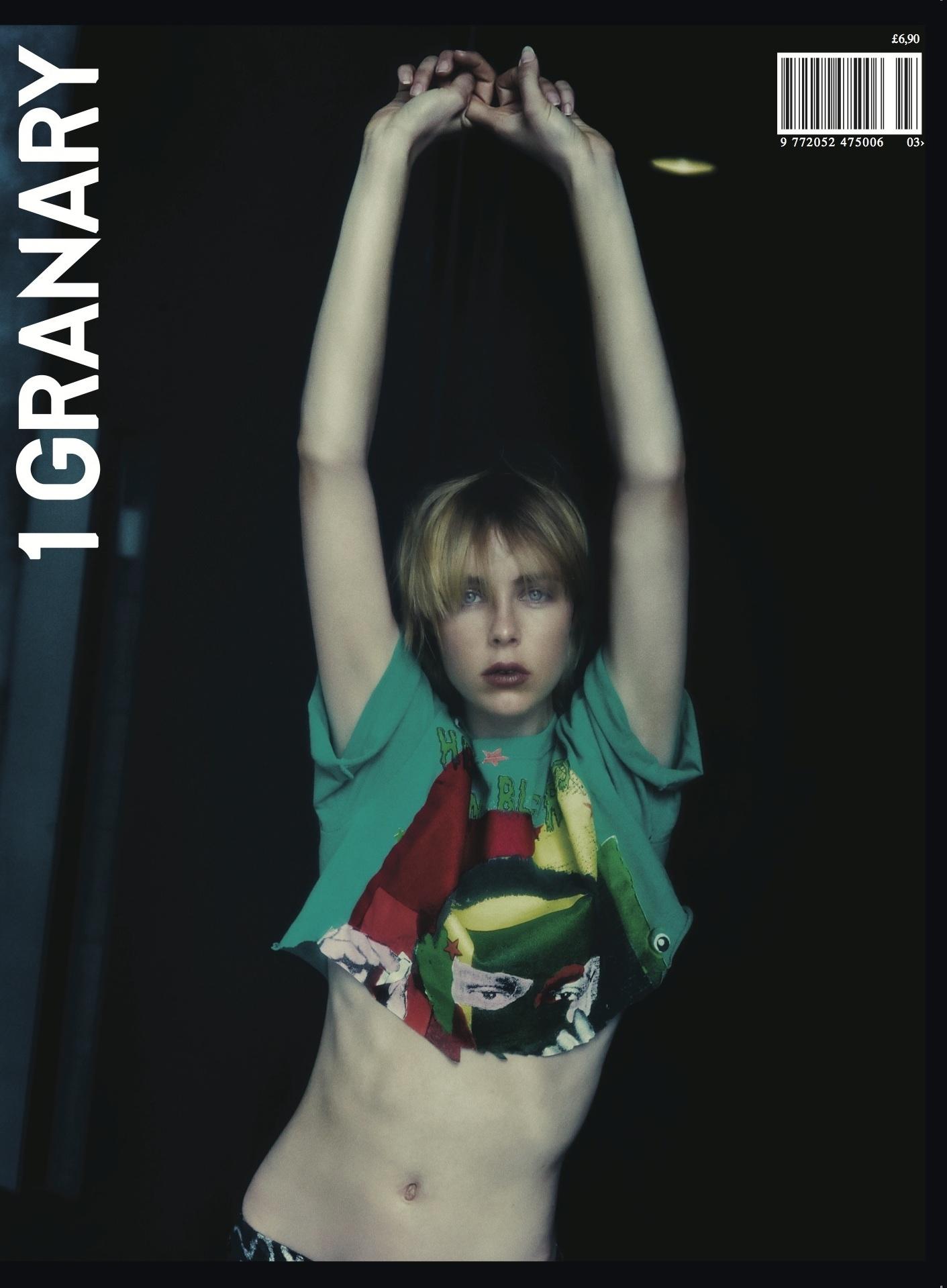 1 Granary, Issue 3, September 2015