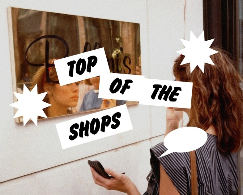 TOP OF THE SHOPS: TEN BESTSELLERS