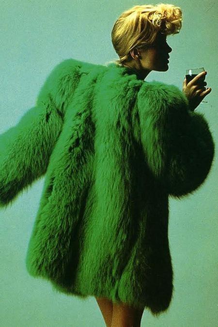 YSL'S SCANDALOUS 1971 SPRING SHOW