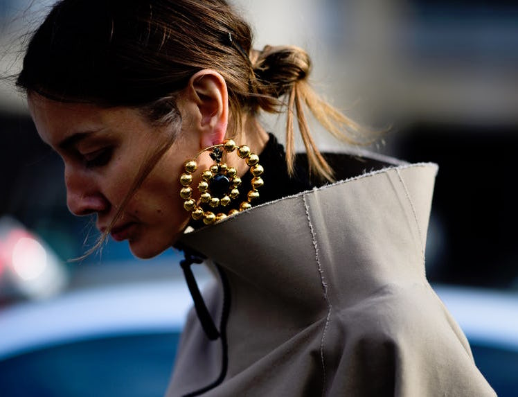 HOW STATEMENT EARRINGS BECAME GENERATION SELFIE'S FAVOURITE TREND