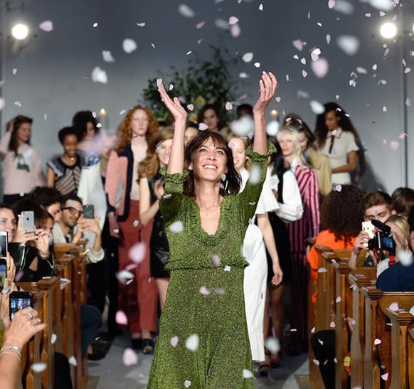 CAN THE 'ALEXA CHUNG EFFECT' PAY OFF FOR THE WOMAN HERSELF?
