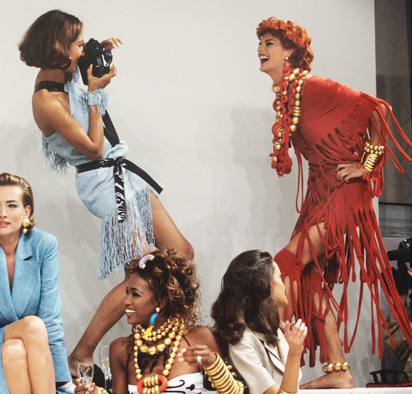 CHRIS MOORE ON 60 YEARS OF PHOTOGRAPHING THE CATWALK