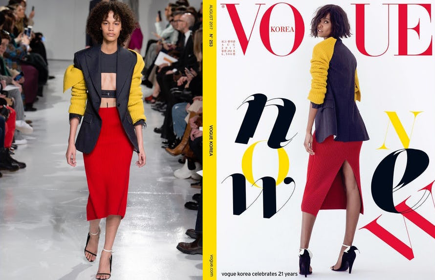 THE PROBLEM WITH FULL-LOOK STYLING IN FASHION MAGAZINES