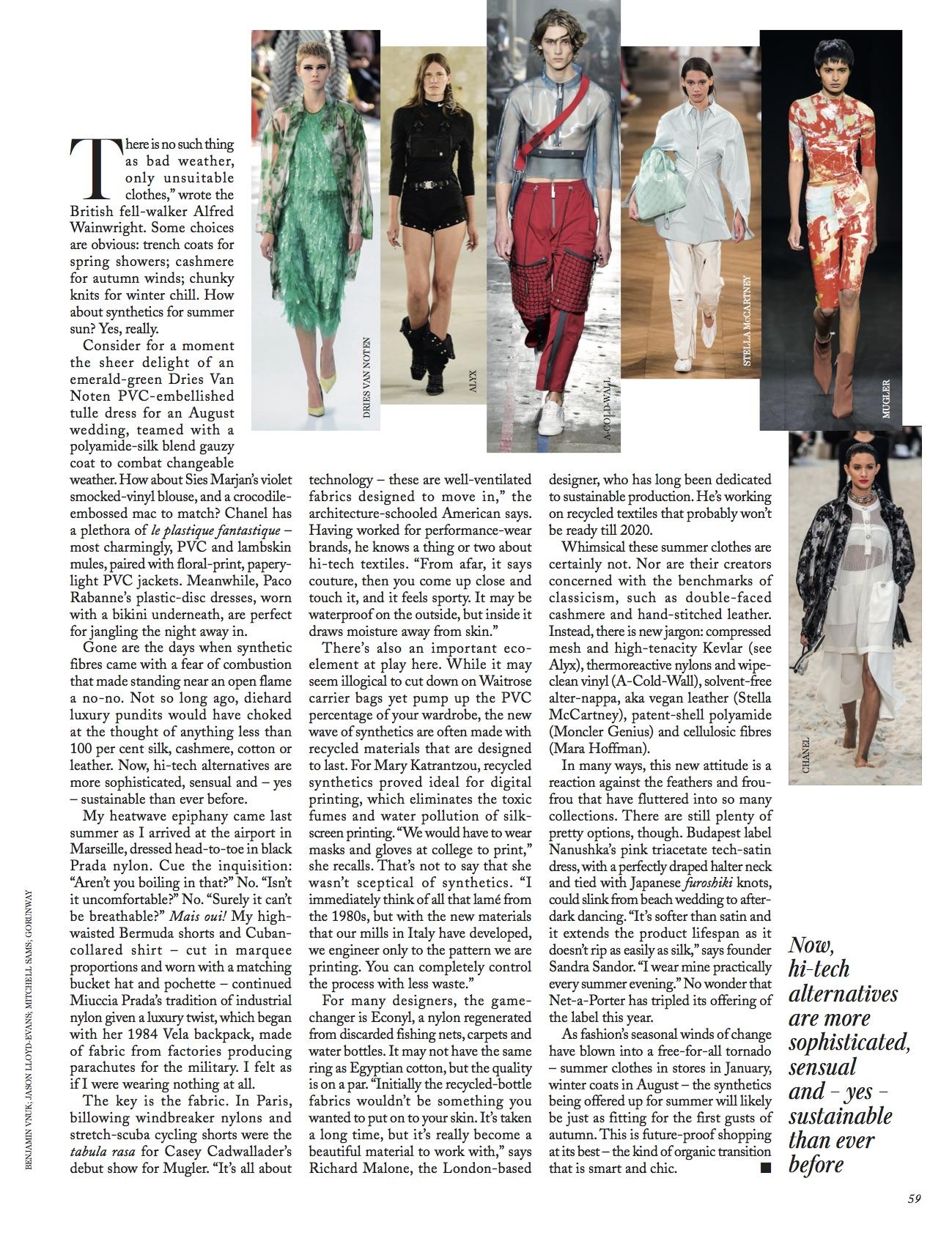July British Vogue Osman Ahmed