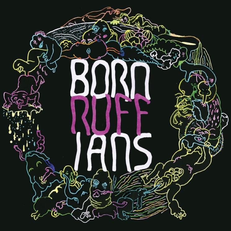 Born Ruffians - Ruff
