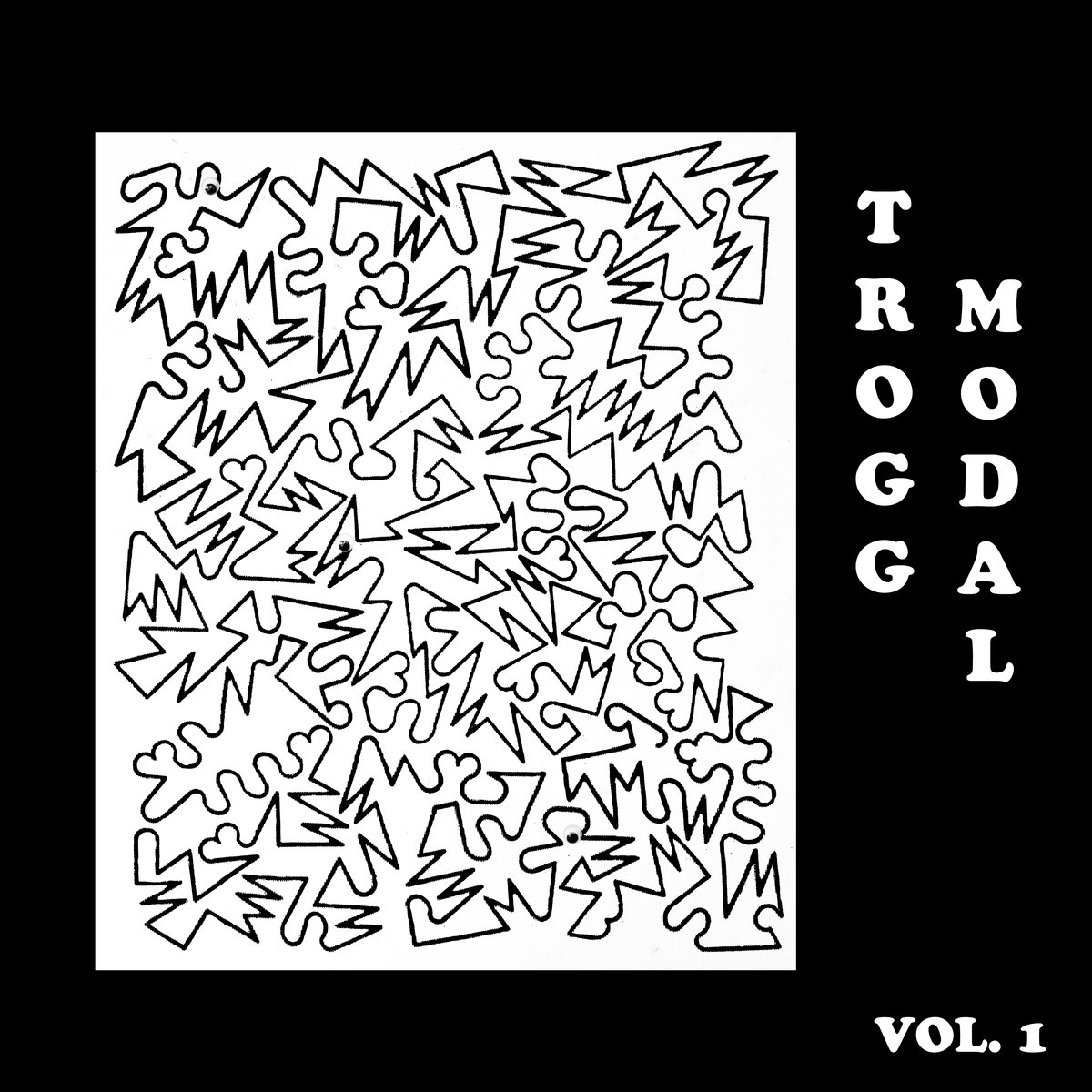 Eric Copeland - Trogg Modal Vol. 1 + 2
