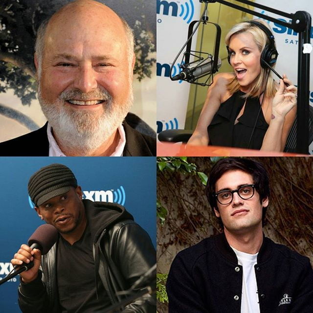 TUNE IN ALERT! Check out Rob and Nick today with JENNY MCCARTHY at 10:40AM ET and on SHADE 45 WITH SWAY at 11:05AM ET on SIRIUS XM! #BeingCharlie #May6th