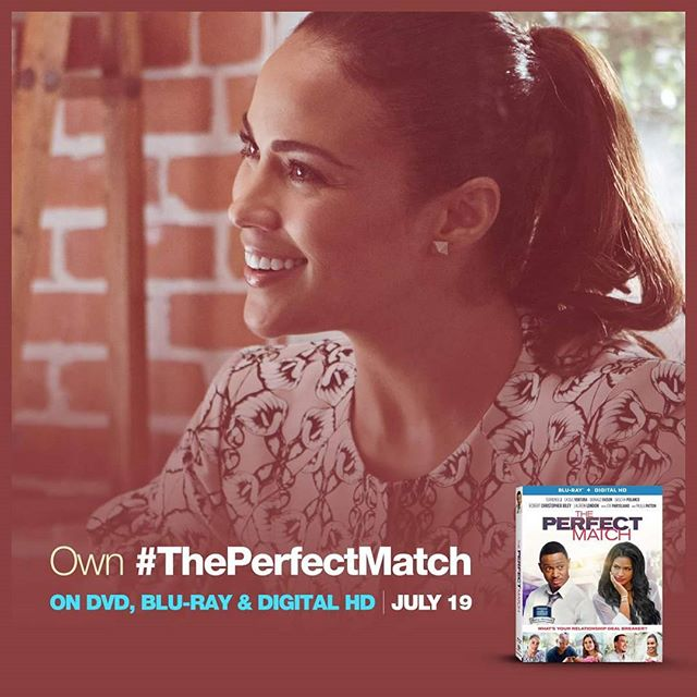 Next week! #july19 #theperfectmatch
