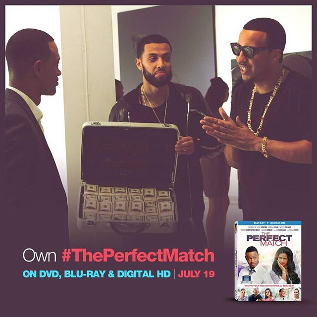 Tomorrow! #theperfectmatch #ownit