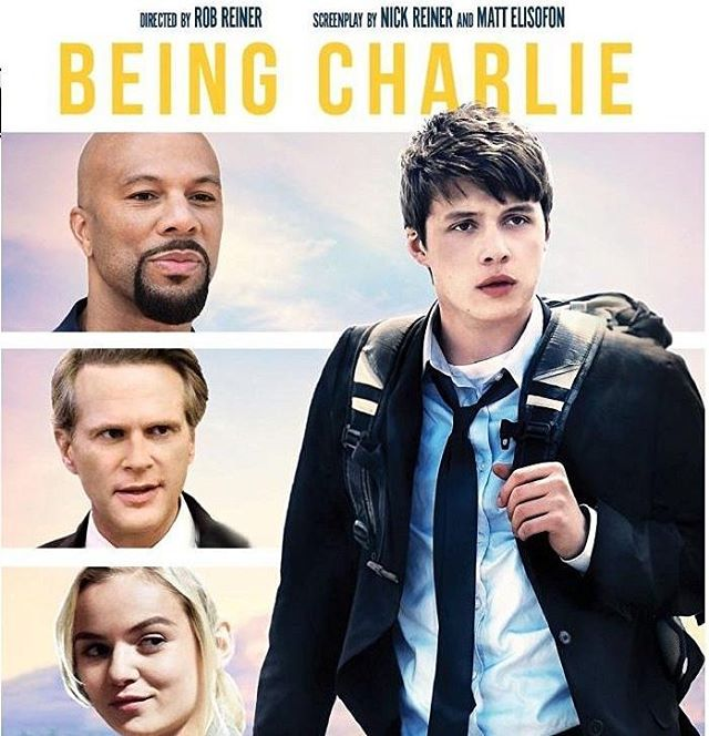 Pre-order today! Link in Bio! #BeingCharlie #nickrobinson #common #caryelwes #morgansaylor