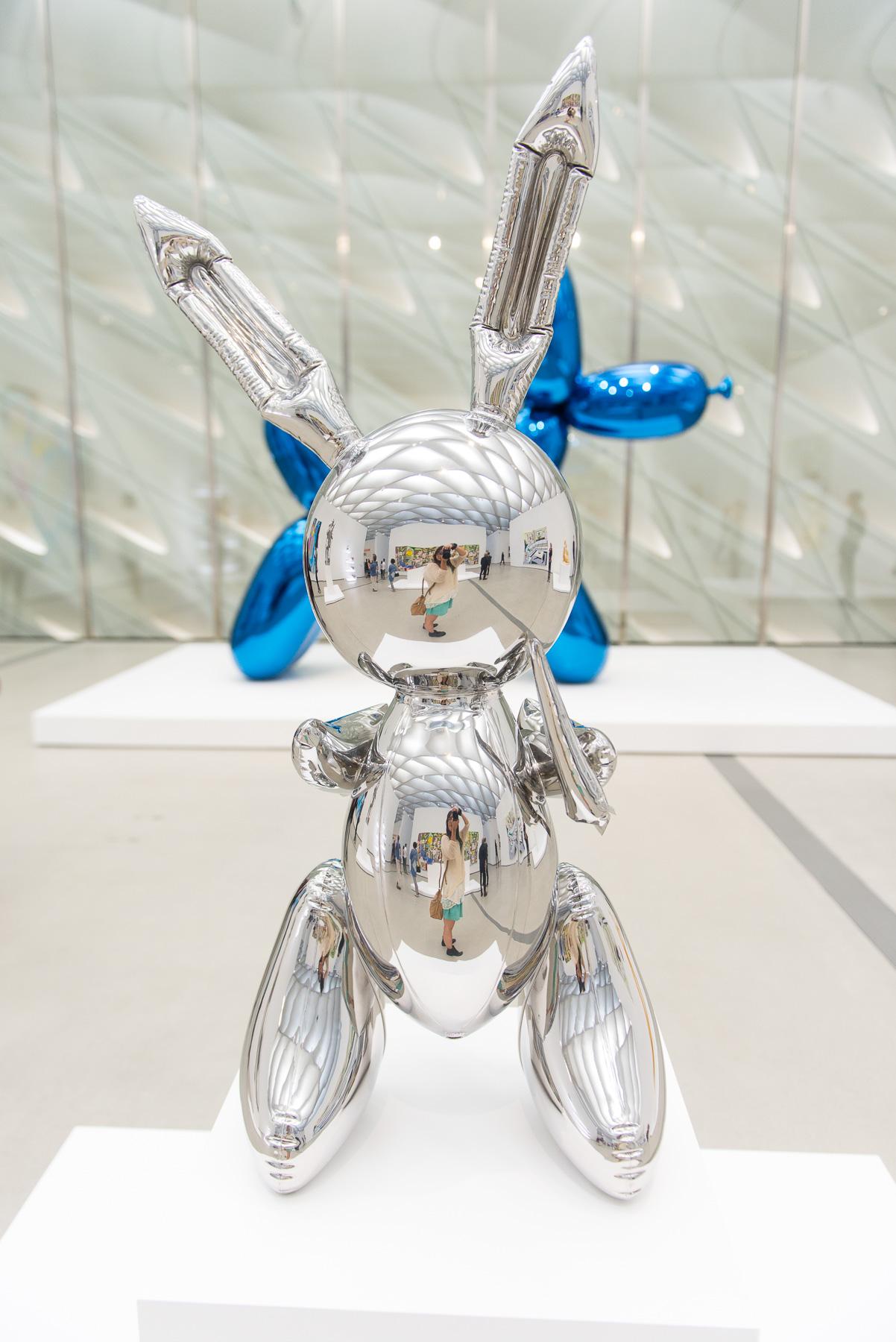 Jeff Koons - 'Rabbit'
