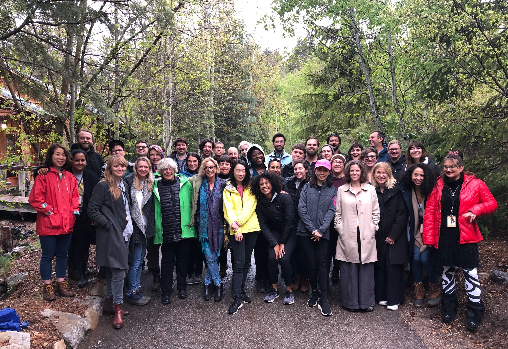 SUNDANCE - NEW FRONTIER STORYTELLING LAB (class of 2019)