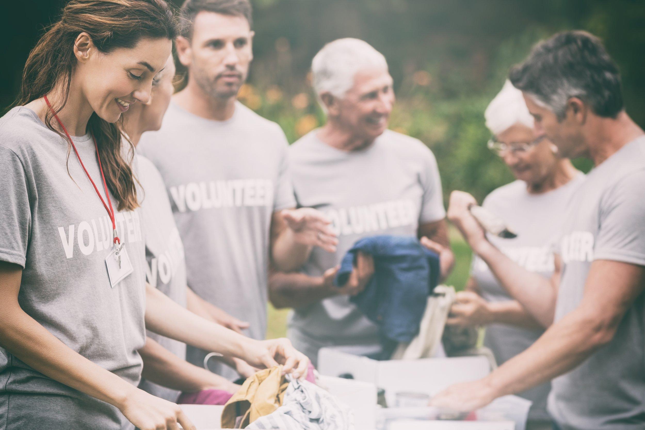 Love to volunteer? - Enroll in an on-site volunteer program.