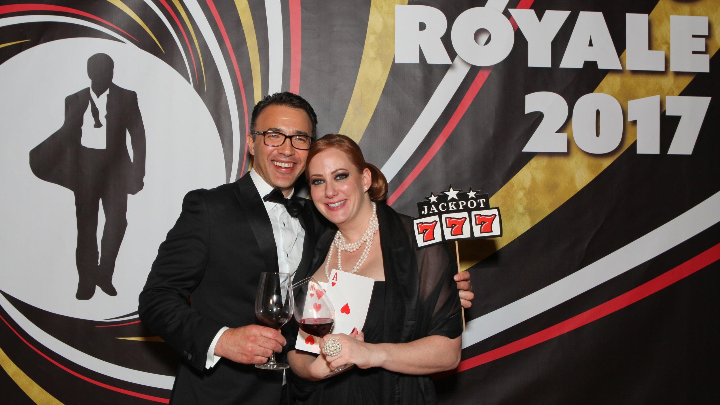Gala 2017Casino Royale -