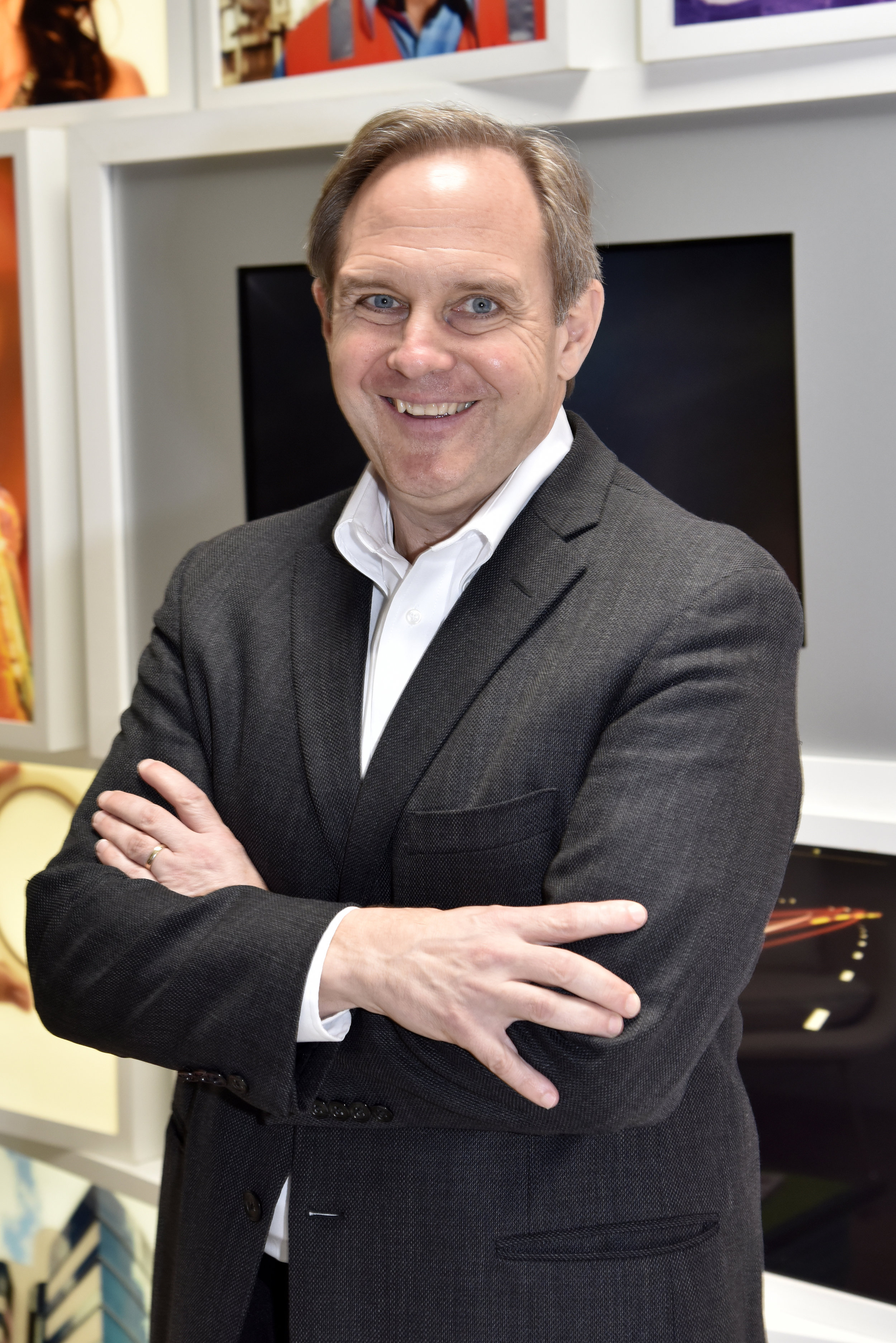 Mark Copman Strategic Planner