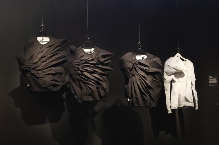 Museum of Architecture & Design: Out of Hand Gallery Clothing