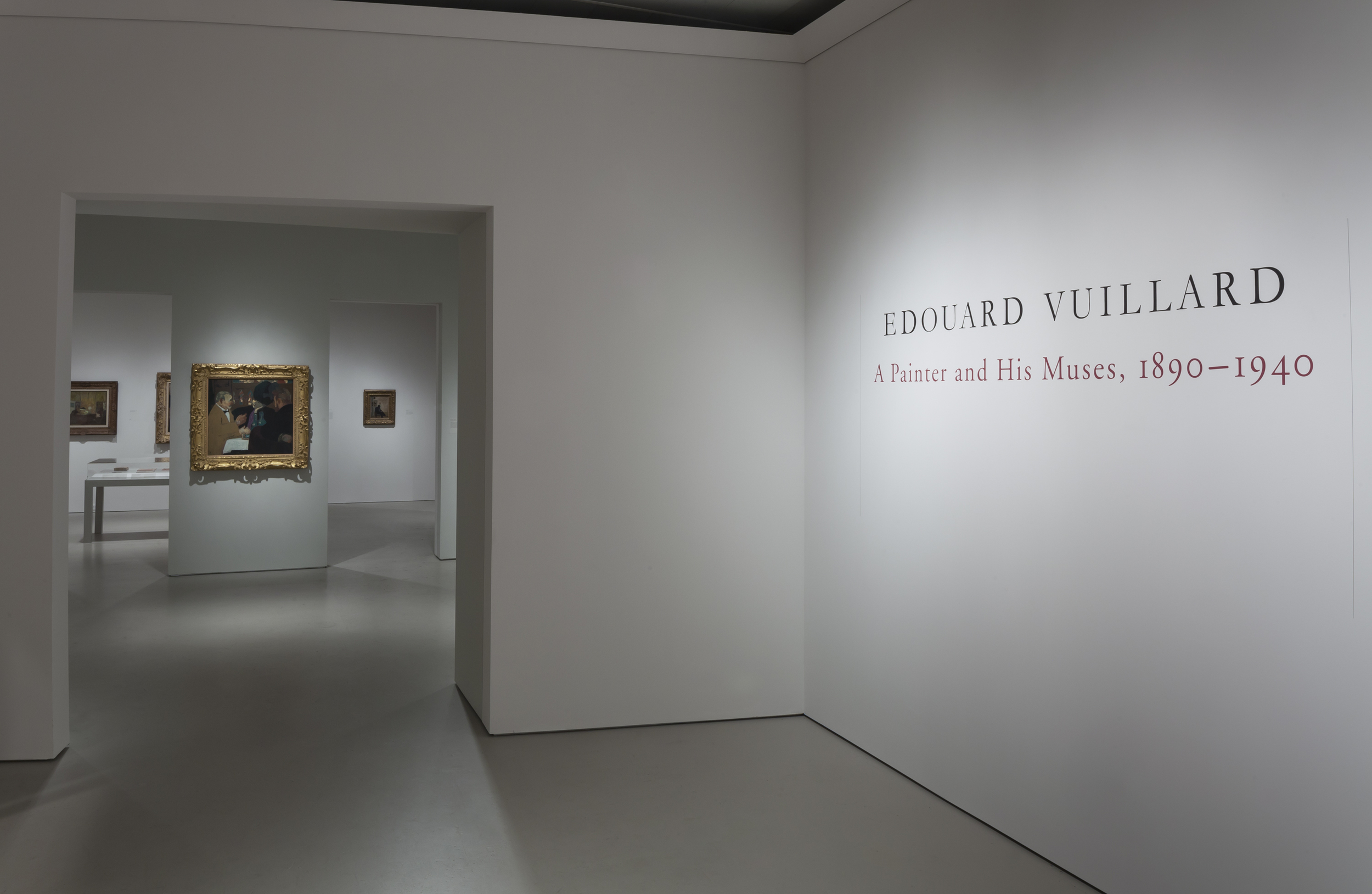 Jewish Museum Vuillard Exhibition Entry