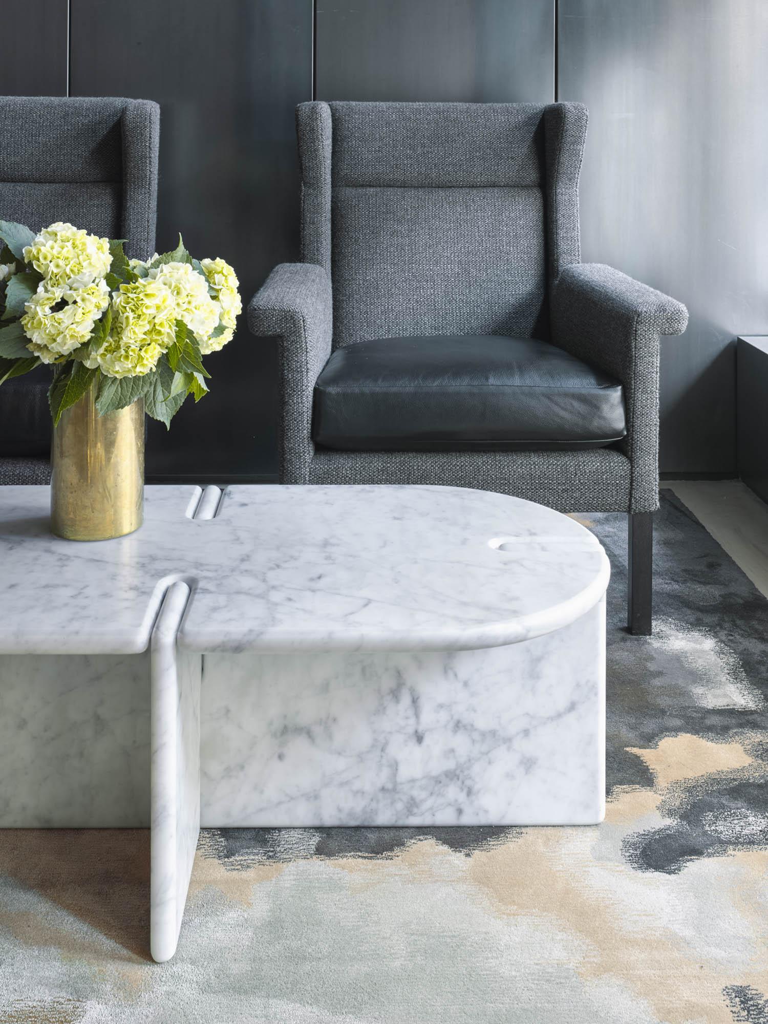 The Sutton Condominium Lobby Sitting Area Furniture