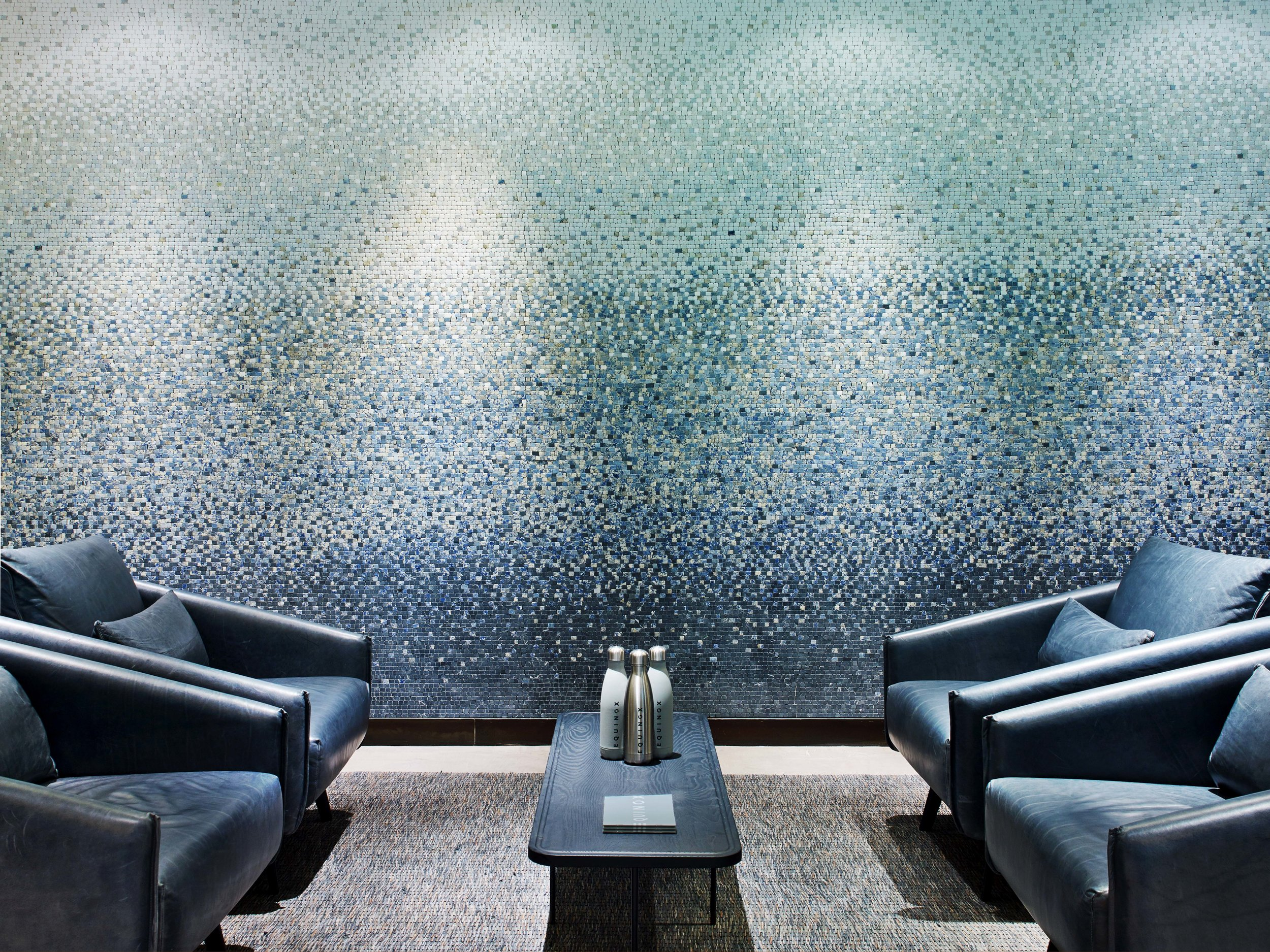 Equinox Dumbo Sitting Area