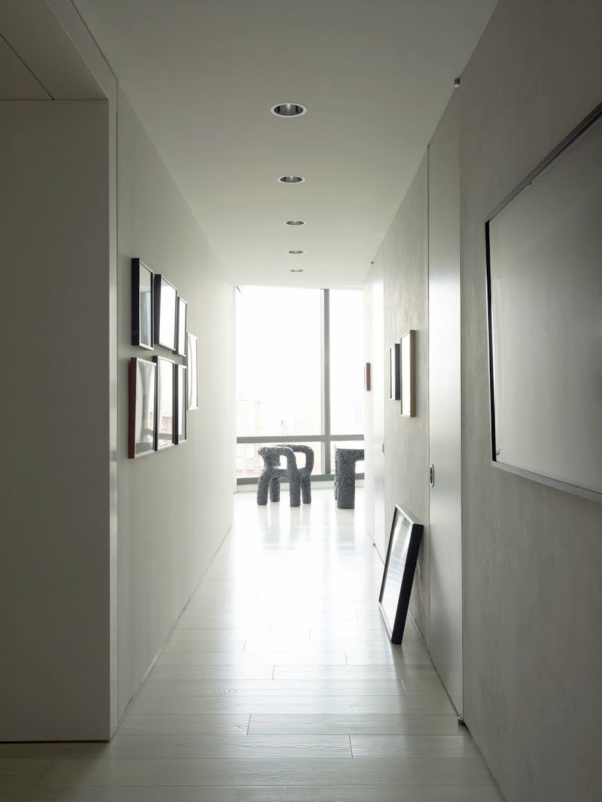 Warren Apartment Corridor