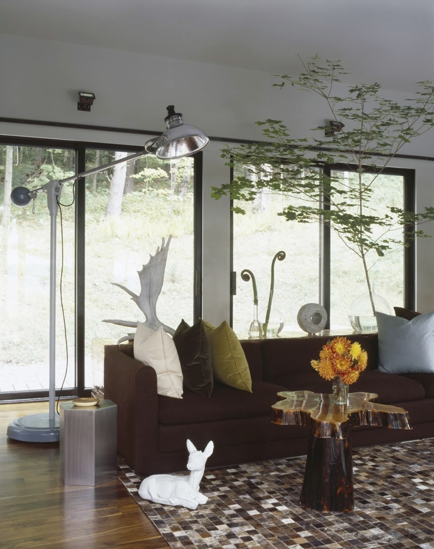 Sixteen Doors House Living Room Sofa
