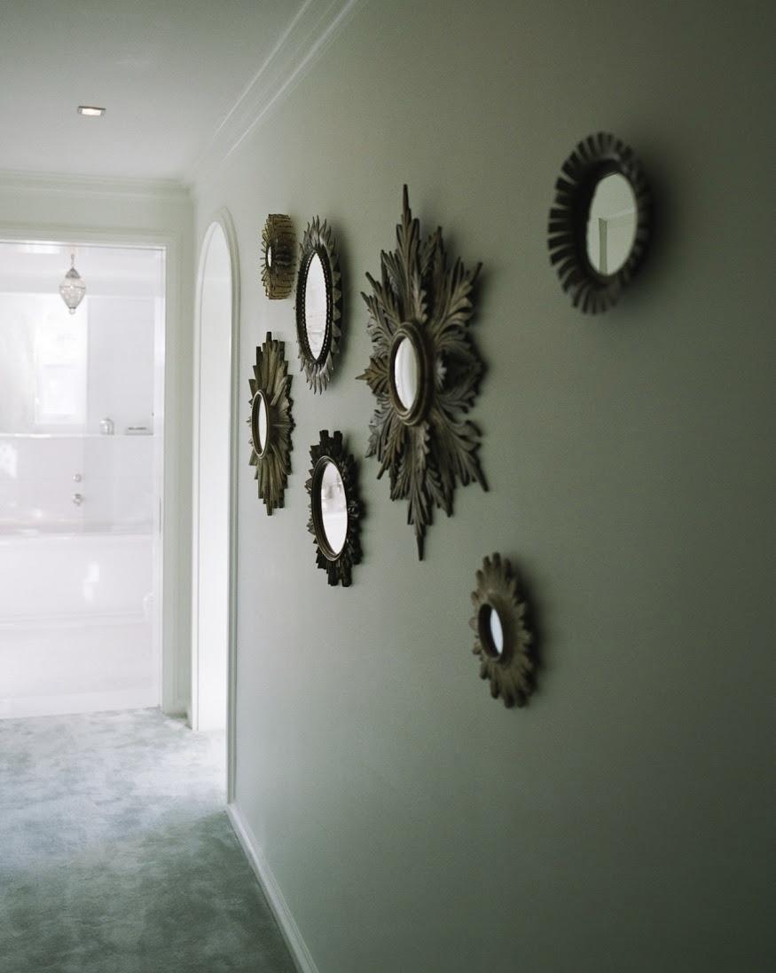 Carnegie Hill Hallway Mirrors
