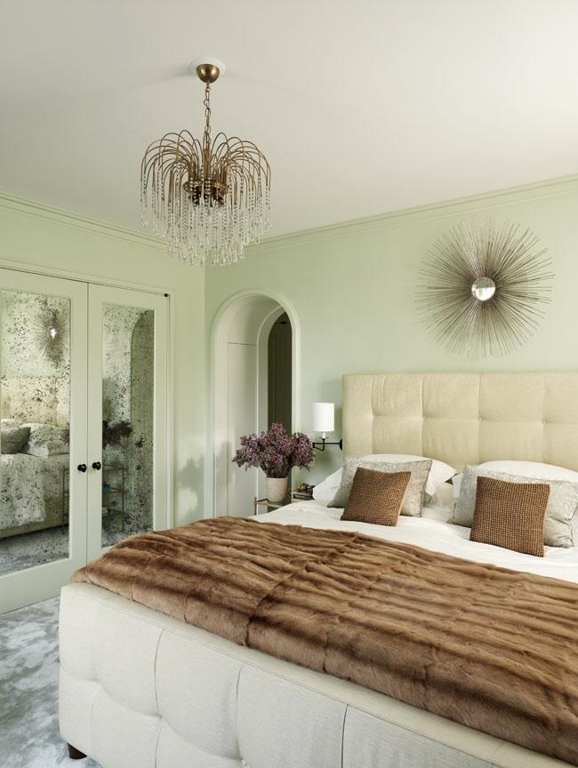 Carnegie Hill Apartment Master Bedroom