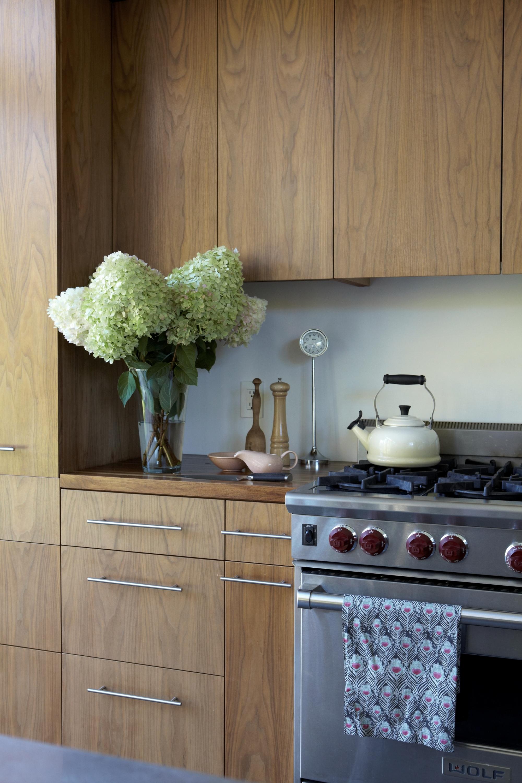 Confluence House Kitchen Millwork